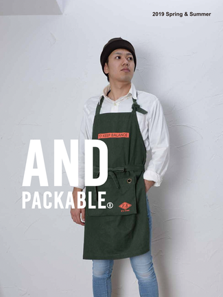 2019SS AND PACKABLE